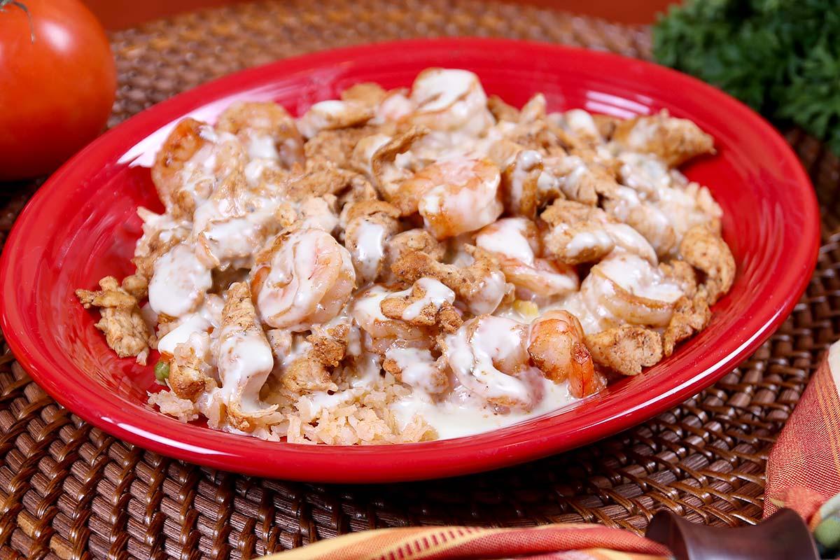 Shrimp Loco
